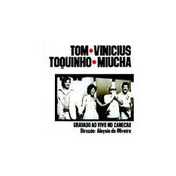 CD Tom Jobim - Vinicius de Moraes - Toquinho - Miúcha