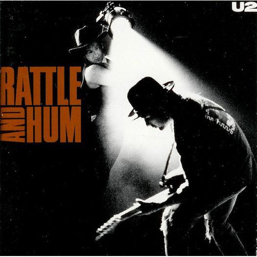 CD U2 - Rattle And Hum (1988)
