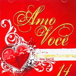 CD Vários - Amo Você - Vol. 14