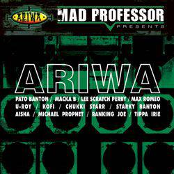 CD Vários - Mad Professor Presents Ariwa