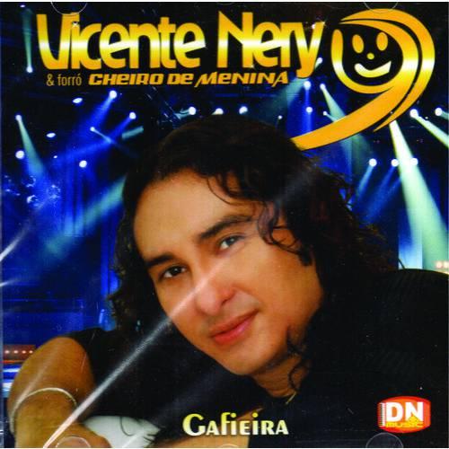 Cd Vicente Nery e Forró Cheiro de Menina Gafieira Original