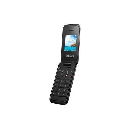 Celular Alcatel Flip 2 Chips One Touch 1035d Preto