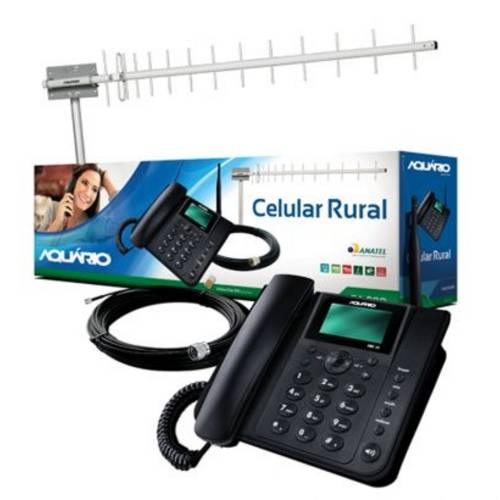 Celular Rural Aquario CA- 800,801