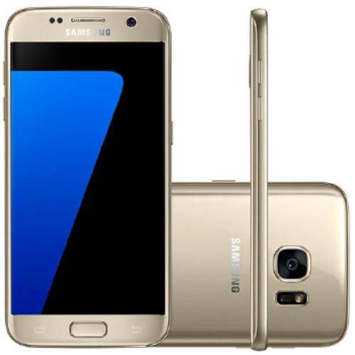 Celular Samsung Galaxy G935 S7 Edge 32gb Single - Sm-g935fzdpzto