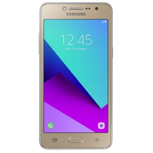 Celular Samsung Galaxy J2 Prime G-532 8gb Tv Dual - Sm-g532mzdozto Dourada Quadriband