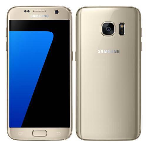 Celular Samsung Galaxy S7 Sm -G930f Dourado