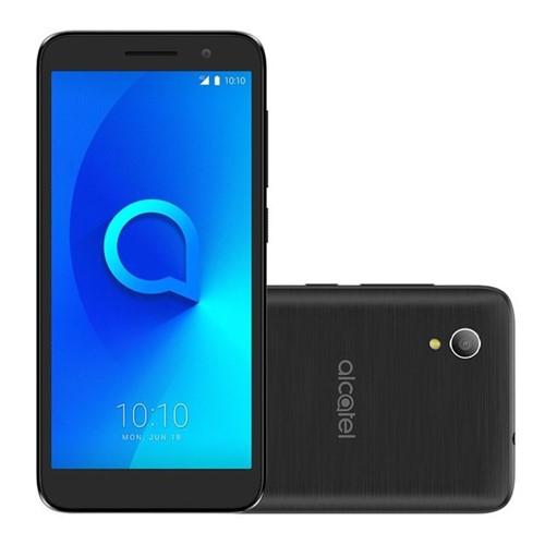 """Celular Smartphone Alcatel A1 5033J Dual Chip 5"""" Preto"""