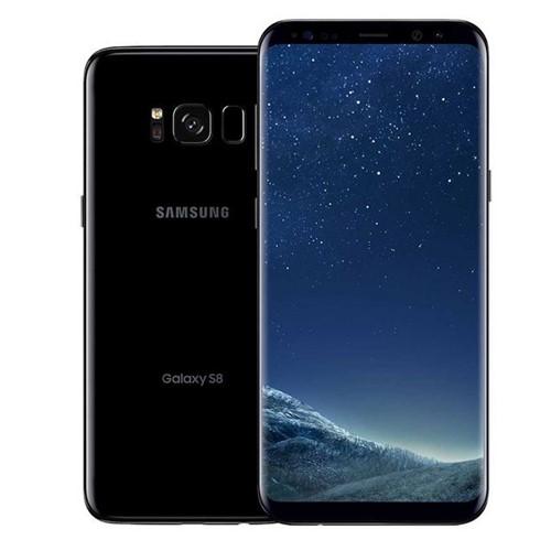 Celular Smartphone Dual Chip Samsung Galaxy S8 Preto Preto