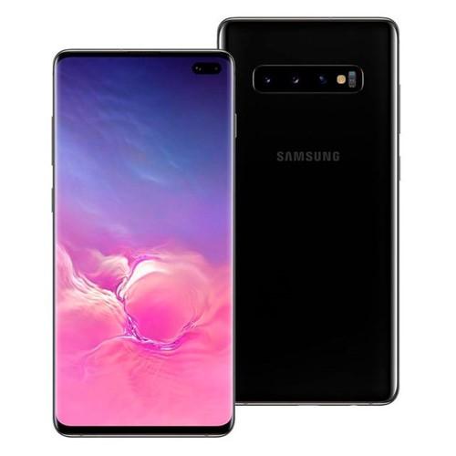 "Celular Smartphone Galaxy S10+ G975F Dual Chip 6,4"" 128GB Samsung Preto Preto"