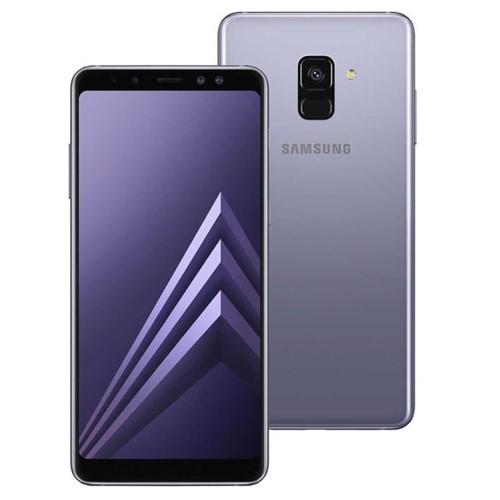Celular Smartphone Samsung Galaxy A8 2018 Dual Chip AMETISTA