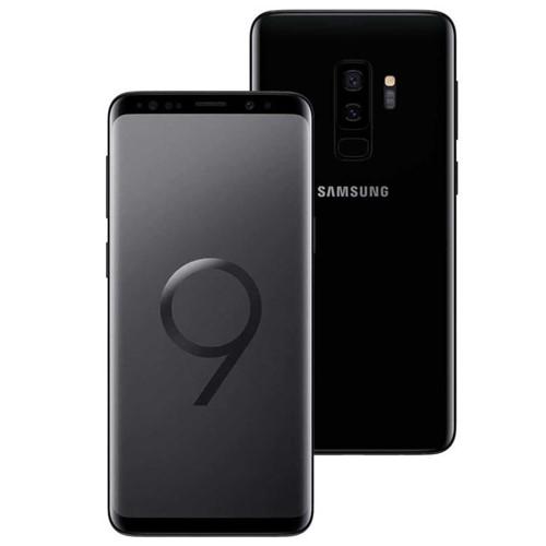 Celular Smartphone Samsung Galaxy S9 Plus Dual Chip Preto Preto