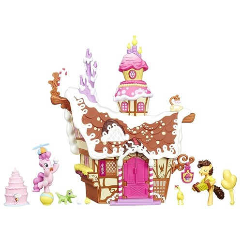 Cenario My Little Pony - Doceria Pinkie Pie HASBRO