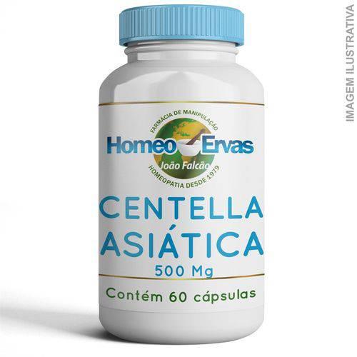 Centella Asiática 500Mg