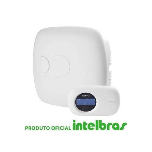 Central de Alarme Intelbras Monitorada Amt 4010 Smart