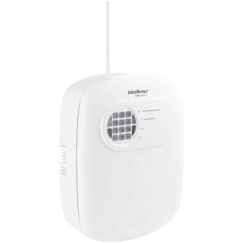 Central de Alarme não Monitorada Intelbras ANM 2008 com 8 Zonas