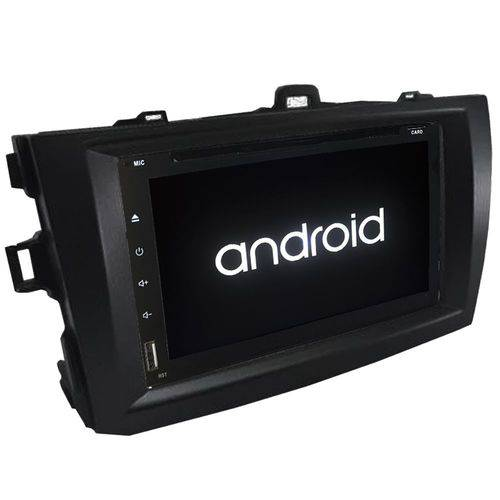 Central Multimidia Android Toyota Corolla 2009 2010 2011 2012 2013 2014