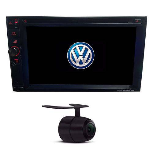 Central Multimidia Golf Vw 2008 2009 2010 2011 2012 2013