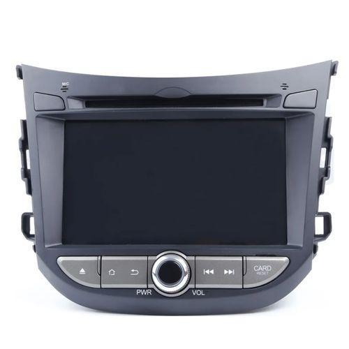 Central Multimidia Hb20 2012 a 2016 7 Polegadas com Camera de Re Touchscreen Gps Bluetooth T
