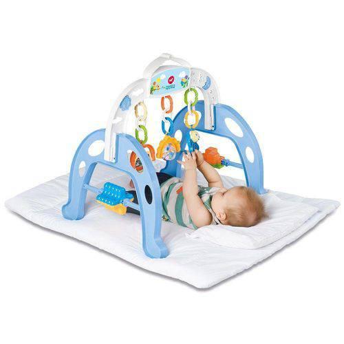 Centro de Atividades Mobile Móvel Baby Gym Calesita 901 - Azul
