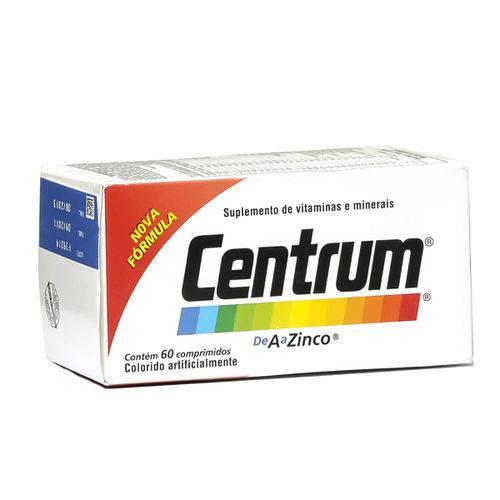 Centrum, 60 Comprimidos, Pfizer Consumer