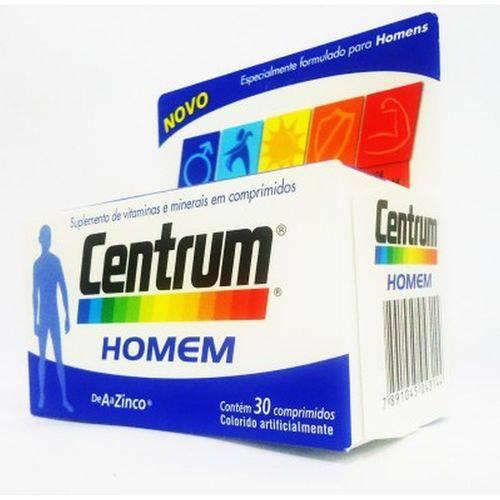 Centrum Homem - 30 Comprimidos