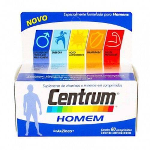 Centrum Homem 60 Comprimido