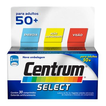 Centrum Wyeth Mip Select CENTRUM SELECT 30CPR