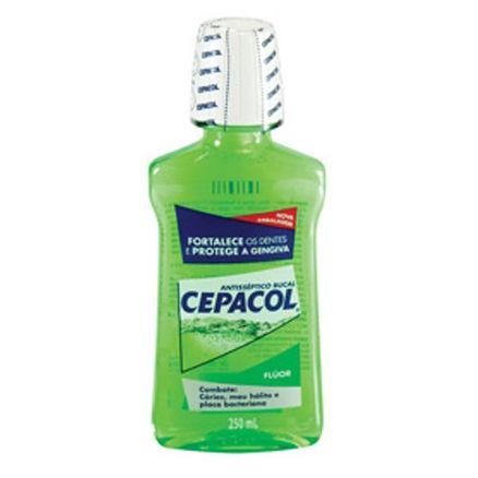 Cepacol Flúor 250ml