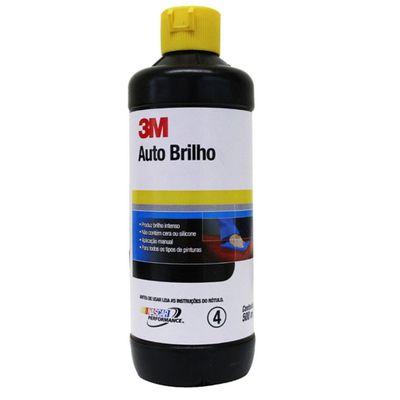Cera Auto Brilho Intenso 3M - 500ml