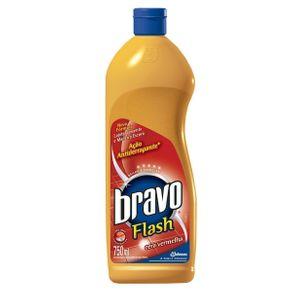 Cera Flash Vermelha Bravo 750mL