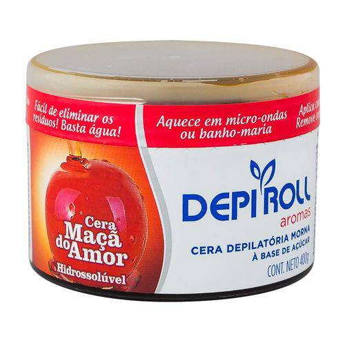 Cera Morna 400g Maca do Amor Depiroll