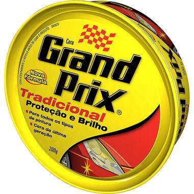 Cera Proteção e Brilho Grand Prix 200g