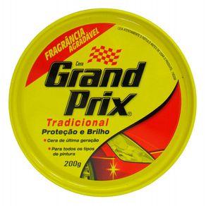 Cera Tradicional Grand Prix 200g