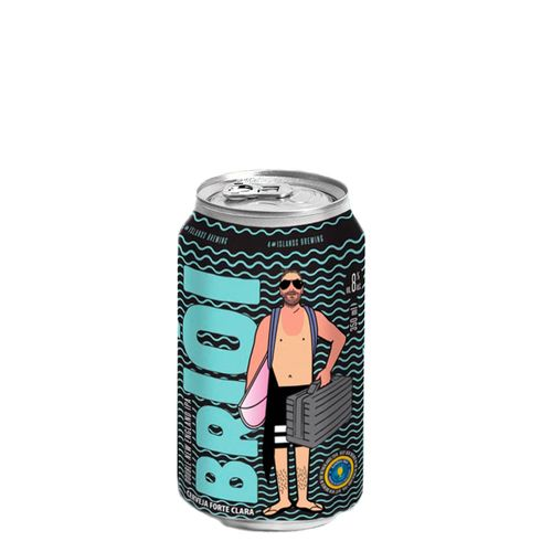 Cerveja 4 Islands BRioi NE Double IPA 350ml