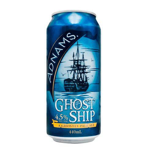Cerveja Adnams Ghost Ship Pale Ale 440 Ml - Lata