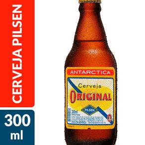 Cerveja Antarctica Original 300ml