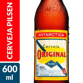 Cerveja Antarctica Original 600ml