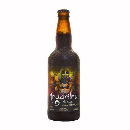 Cerveja Artesanal Campinas Stout Andarilha 500ml