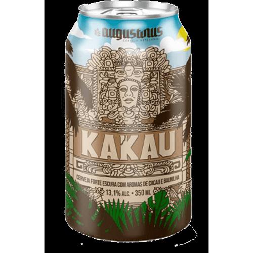 Cerveja Augustinus Ka'Kau Russian Imperial Stout 350ml