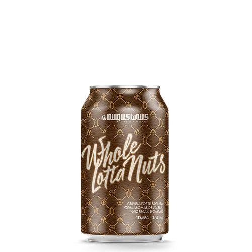 Cerveja Augustinus Whole Lotta Nuts Imperial Porter 350ml