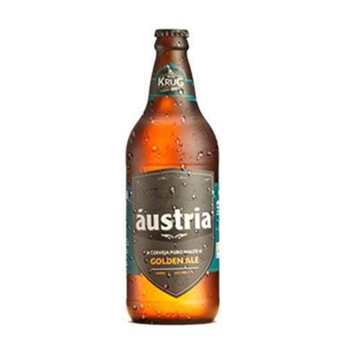 Cerveja Áustria Bier Golden Ale 600 Ml