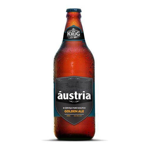 Cerveja Austria Golden Ale 600ml