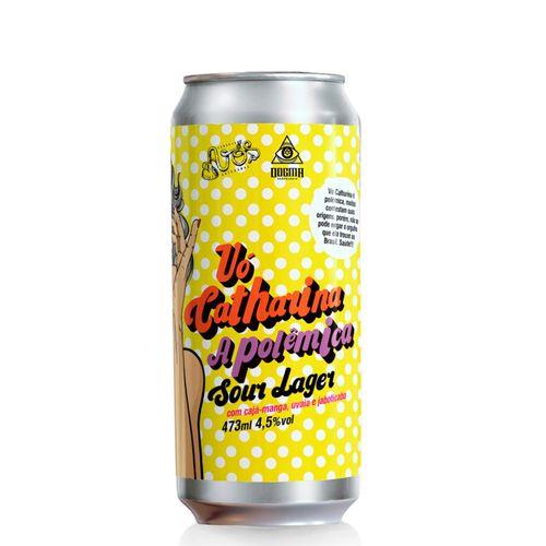 Cerveja Avós Vó Catharina a Polêmica Sour Lager 473ml