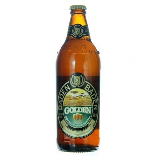 Cerveja Baden Baden 600ml Ale Golden