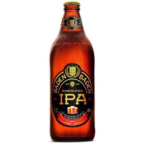 Cerveja Baden Baden 600ml American Ipa