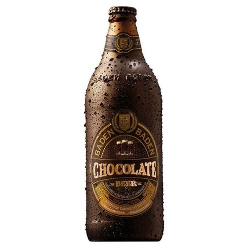 Cerveja Baden Baden 600ml Chocolate
