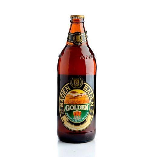 Cerveja Baden Baden Ale Golden 600ml