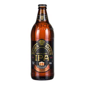 Cerveja Baden Baden American IPA Garrafa 600mL