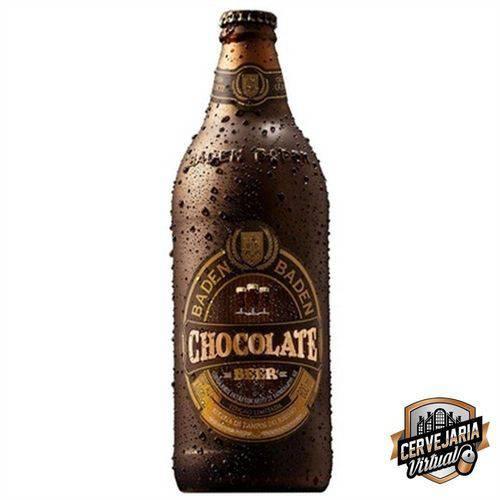 Cerveja Baden Baden Chocolate - 600ml