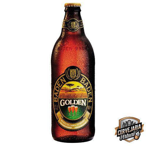 Cerveja Baden Baden Golden - 600ml